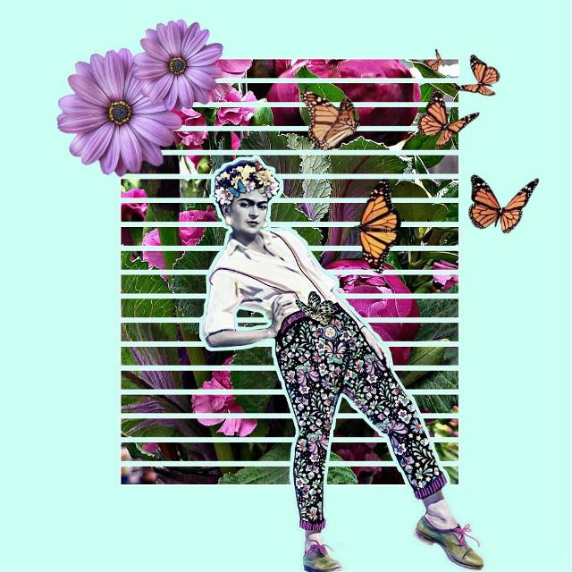 #freetoedit #frida #fridafriday #fridakhalo #art #artist #photography