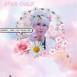 hwiyoung sf9 cute pastel pink freetoedit