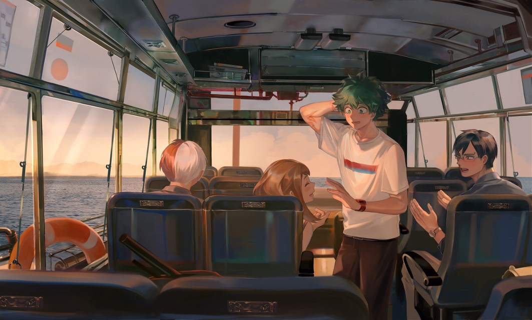 THIS IS NOT MINE 💫 Credit goes to the artist for the amazing art Anime/Manga: Boku No Hero Academia 🔥 Picture from: We Heart It  ----------------------------------------  • Follow me on We Heart It: @Kuchiki_Rukia_2001 • Follow me on Tumblr:  @Its-natashaaa-922  ----------------------------------------  Tags: #Anime #Manga #Boy #Girl #Cute #Happy #Japan #Korea #Sad #Intresting #Photography #Flower #Scenery #Awesome #Crying #Clothes #Tumblr #WeHeartIt #Nature #Art