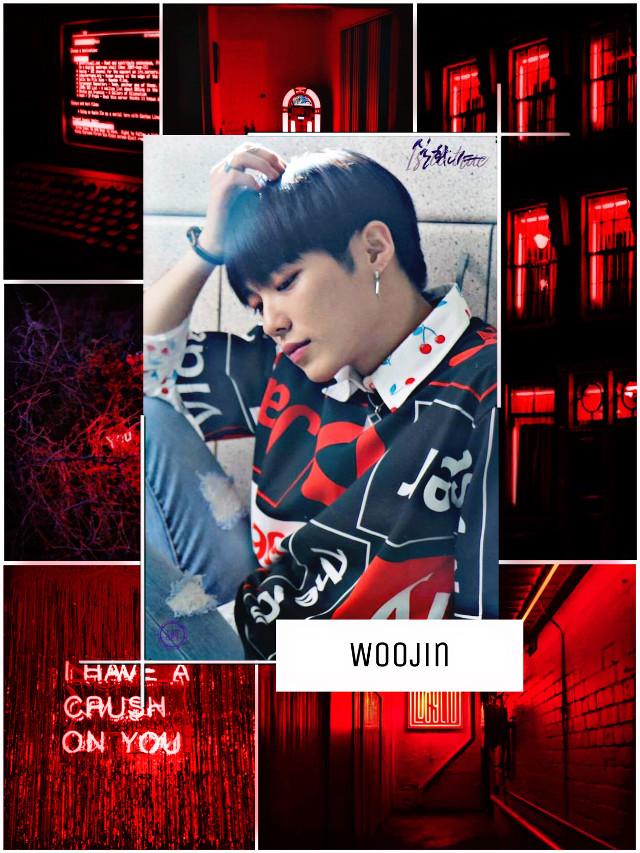 Woojin Target's Maknae edit for wonnie ❤️Target❤️Wonnie❤️   #freetoedit #woojin #woojintarget #target #targetkpop #kpopidol #wonnietarget #wonnie #red
