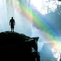 ircmistyandmagical mistyandmagical freetoedit art rainbow