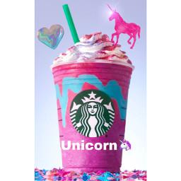 interesting unicorn starbucks unicornfrappucino special