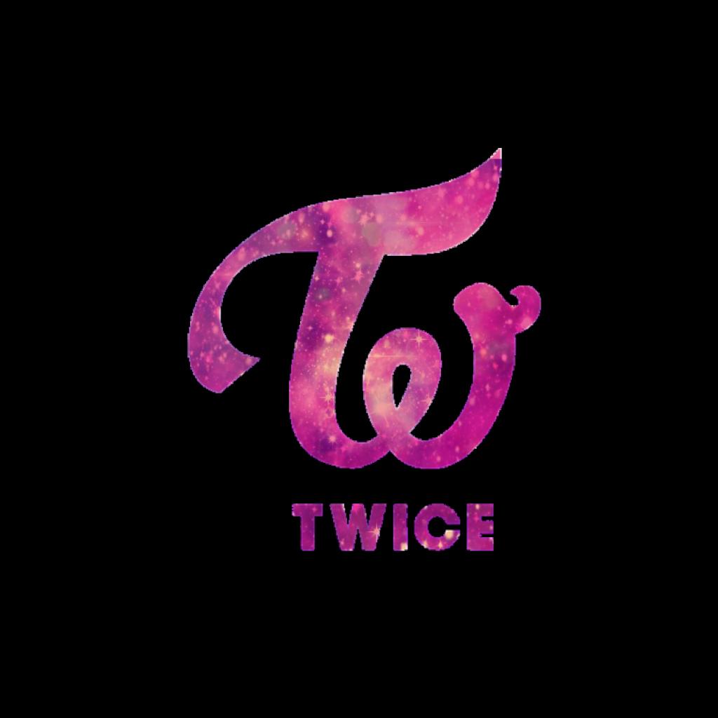 트와이스 트와이스로고 TWICE TWICElogo - Sticker by ★NINE STARS★
