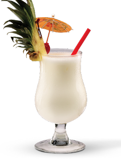 pinacolada frappe cocktail pineapple drink freetoedit