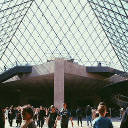 pcarchitecture architecture louvre museum explore freetoedit