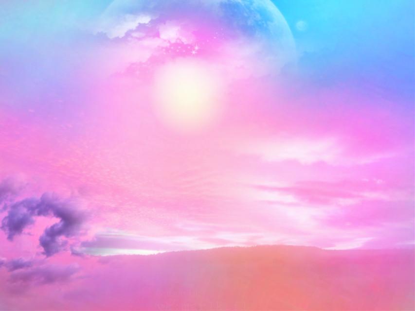 #freetoedit #backgrounds #sky #galaxy #picsart #remixit #remixed