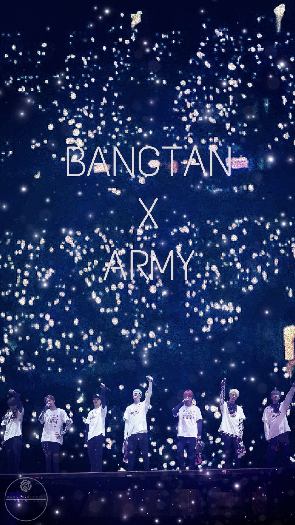 🌺BANGTAN X ARMY🌺 •Army: (noun) A person that will al