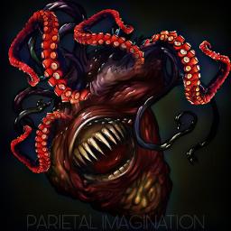 heart teeth mouth tentacles fierce fx magiceffects picsart freetoedit