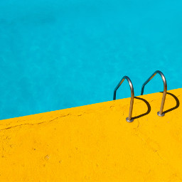 freetoedit pool yellow blue colors lines