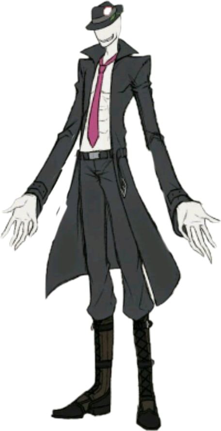 Offendermam creepypasta Slenderman's brother Offenderma