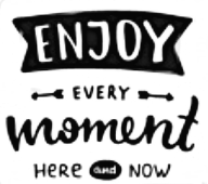 quote frase enjoy every moment