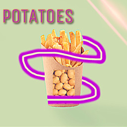 ircfrenchfries frenchfries spain potatoes freetoedit