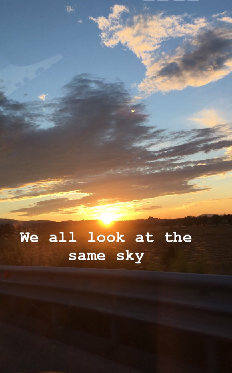quotes sky sun clouds street car nofilter instagram