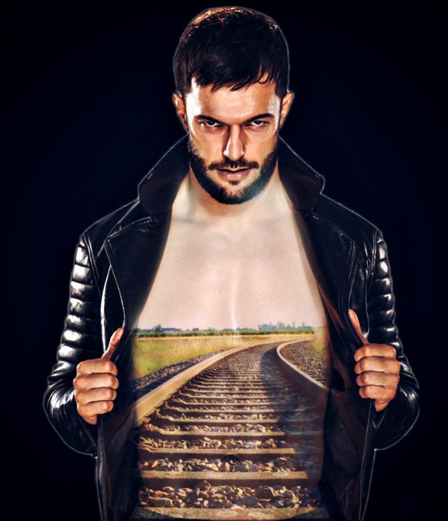 #freetoedit #picsart #remixit #rails #guy #jacket