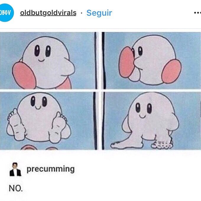 Weird Kirby Pictures 9