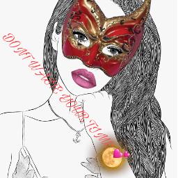 masks freetoedit mask cute