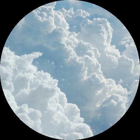 blue aesthetic circle aestheticcircle...