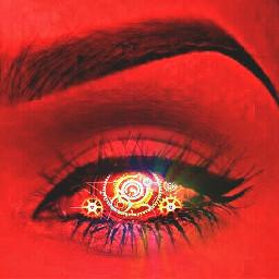freetoedit eye gears red
