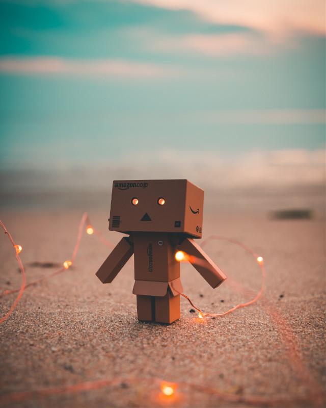 Danboard says Hi!! #inspire #sunset #moody #amazon #danboard