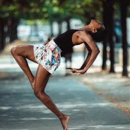 streetphoto balletdancer dancer picsartdance paris