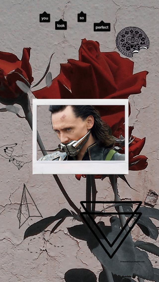 Loki Marvel Lockscreen Tumblr Aesthetic
