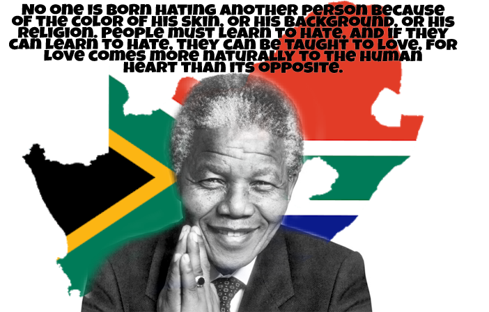 """""""There is no passion to be found playing small in settling for a life that is less than the one you are capable of living."""" - Nelson Mandela  #nelsonmandela #southafrica #quote #100 #freetoedit"""