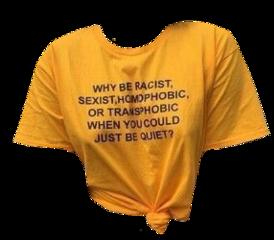 clothes yellow tshirt woman freetoedit