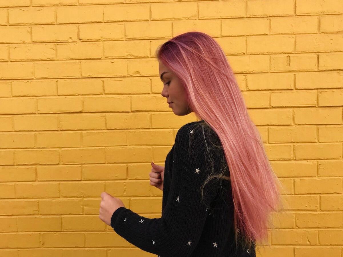 #freetoedit #pink #pinkhair #beautifytool