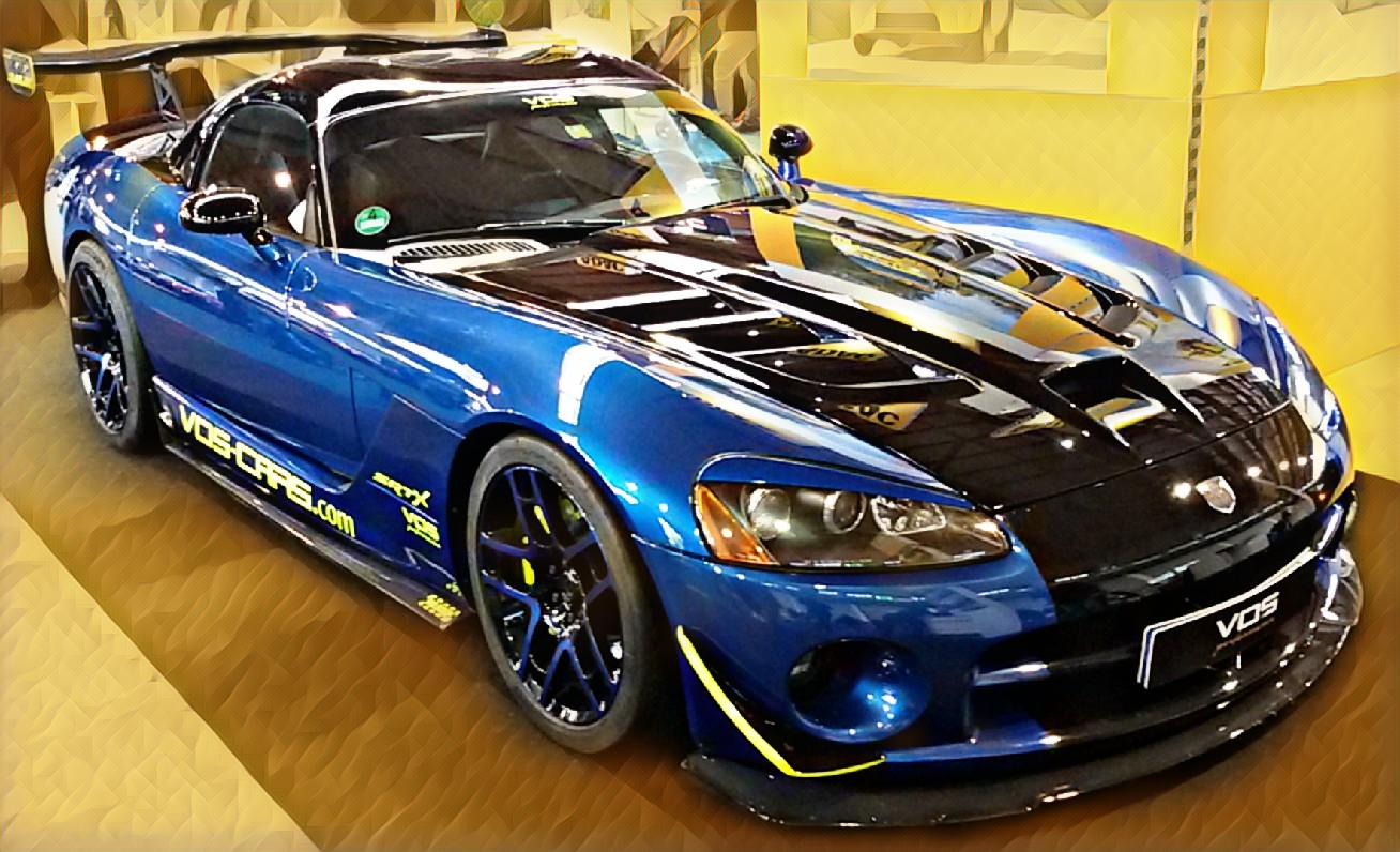 Dodge Viper Srt10 Car Tuning Image By Speedhunters