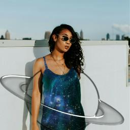 freetoedit galaxy woman yaz mucize