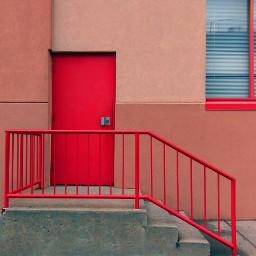 freetoedit red door building structure