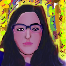 itsme colors portrait stickers fun