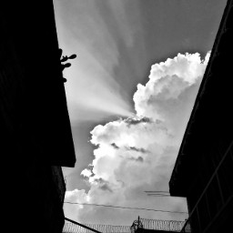 cityscenery cloudshapes blackandwhite hdrart