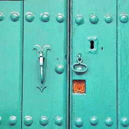 pcdoorknob doorknob marruecos marroco puertasdelmundo pccolorgreen freetoedit