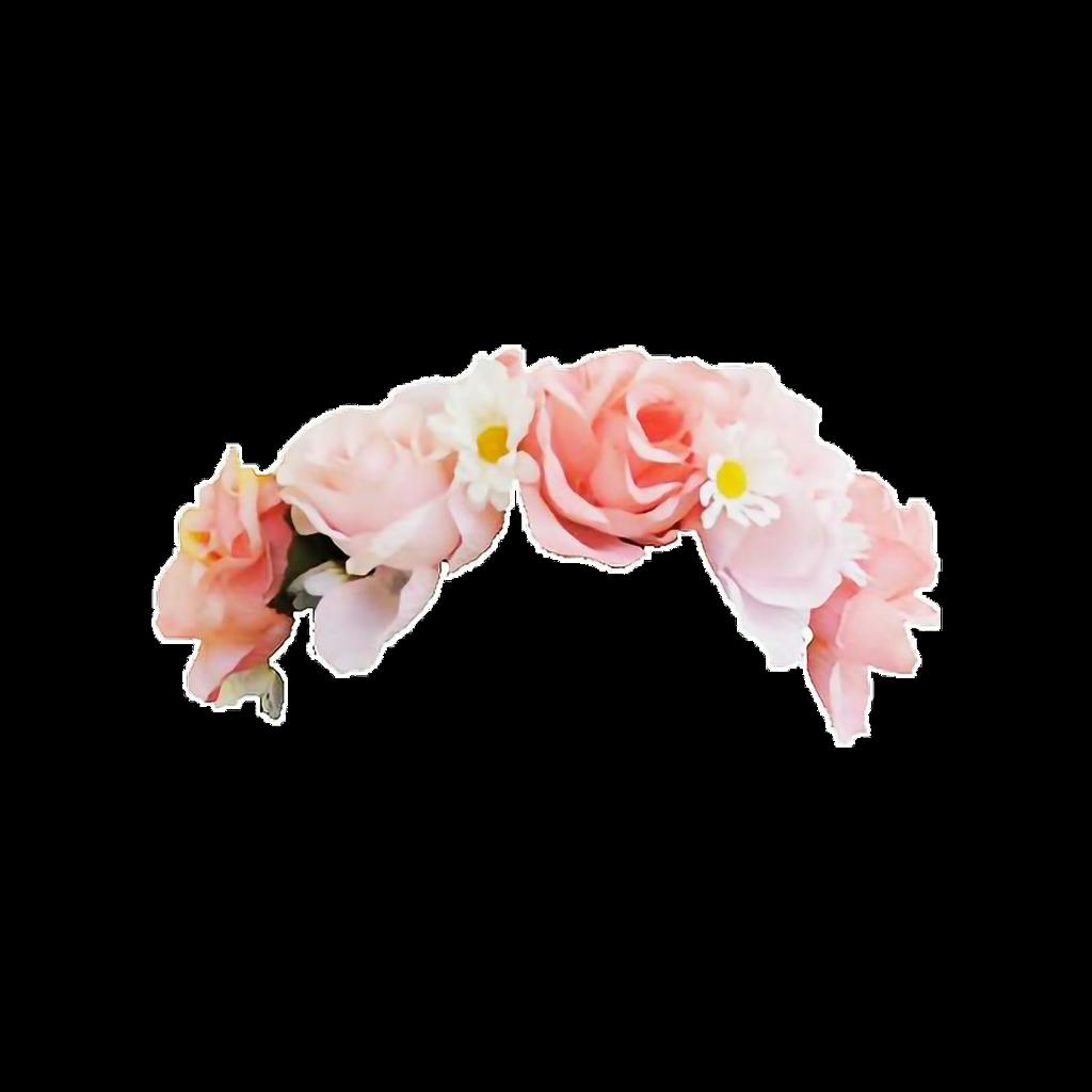 Flowercrown Flowerscrown Headband Hearts Neon Lig