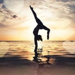 freetoedit gymnast🎶❤️👌🏻😊 me gymnast