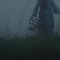 photography portrait mist fog foggy