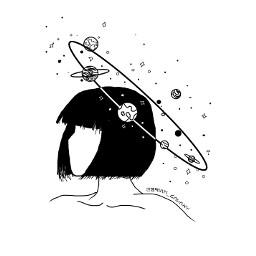 freetoedit galaxia universo espacio planetas