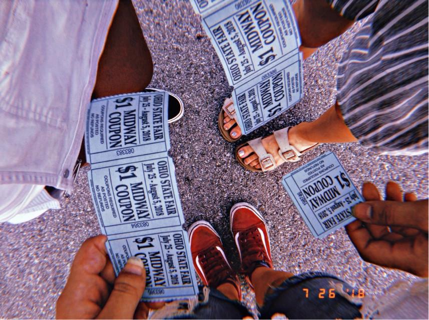 🎪🍟🎡whats better, fair rides or fair food? #freetoedit #fair #summer #vibes #columbus #ohio #food #fun #rides #tickets #shoes #huji #interesting #art #photography #hdr