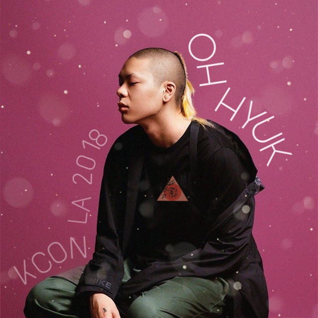 For those of you who don't know this guy, he's Oh Hyuk, the vocalist of korean indie band called Hyukoh. If Kpop is not really your thing, but you wanted to explore the korean music, I suggest you to listen to this band because their music is inspired by bands like The Beatles and The Whitest Boy Alive. Several songs that I highly recommend you are Wing Wing, Comes and Goes, Ohio, and Tomboy (they're my favorite anyway HAHA). Besides, their music videos are always aesthetically pleasing. Go, listen to Hyukoh🙌🏼 #KCON18LA #picsart @kconusa @picsart
