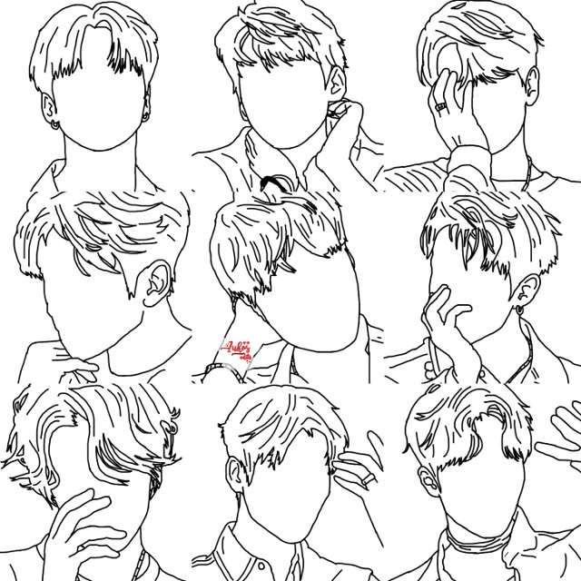 this is different from what I usually post but I really sat here for two hours tracing sf9's teaser photos because im extremely nervous for their comeback tomorrow😭😭💀💀 PLEASE SUPPORT THOUGH!!!!  #sf9 #kpop #drawing