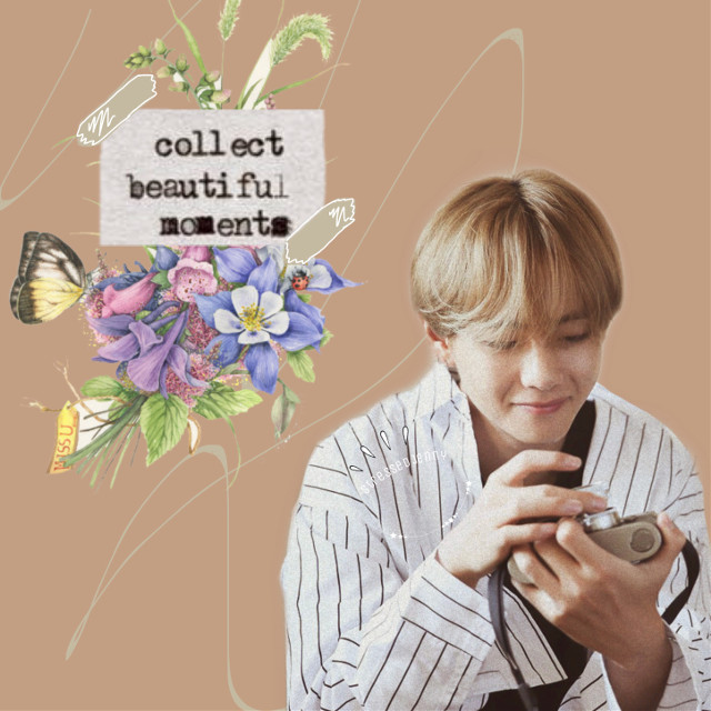 ❁ collect beautiful moments • i've been trying to use the 'collect beautiful moments' sticker for almost a year but i finally did it { bts requests are always open } ✧credits✧   ◌ tae from @/ yeeyooy    ◌ text from @/ manoushkalr    ◌ flowers from @/ missbee_  ↳ tags↴ #freetoedit #kimtaehyung #bts #v #bangtanboys #beyondthescene #kpop