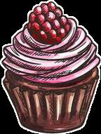 muffin cupcake rusberry freetoedit scmuffin