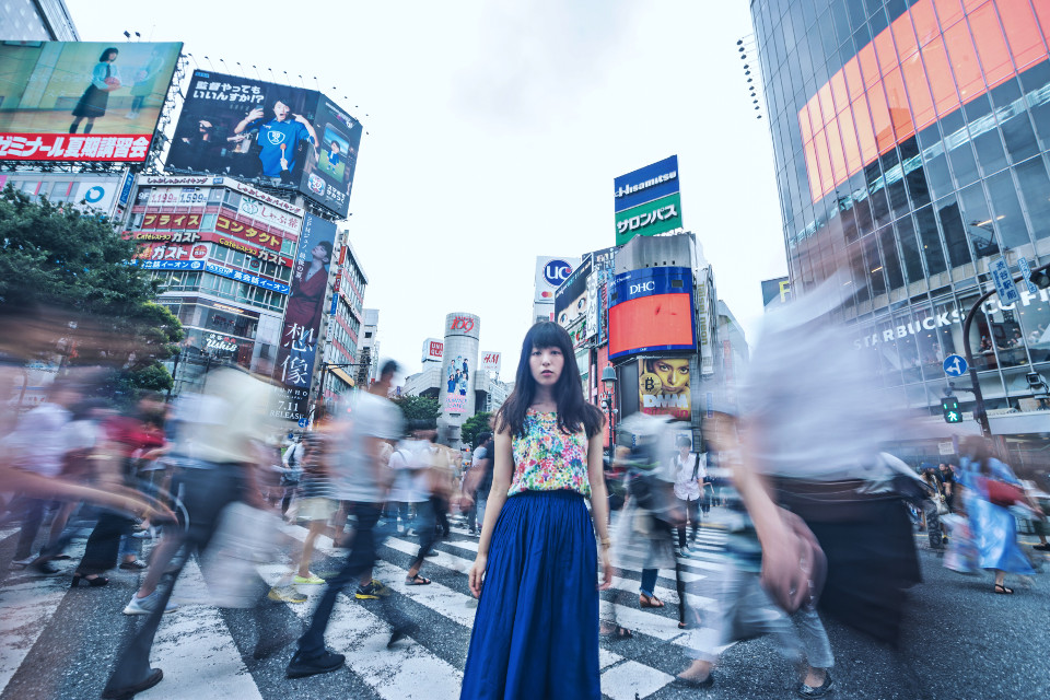 #freetoedit #portrait #shibuya