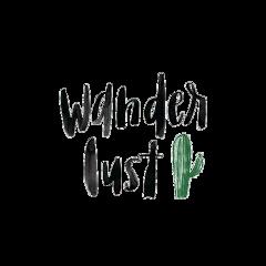freetoedit ftesticker wanderlust travel cactus