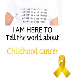 freetoedit childhoodcancer gonetoosoon