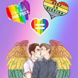 jyler justinblake tylerbrown. gay angel freetoedit
