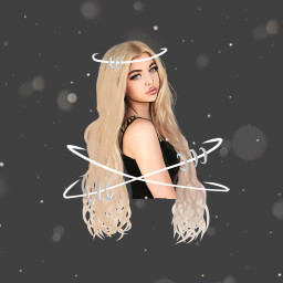 lorengray adobeillustratordraw outline angelsquad
