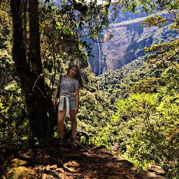nature trecking travellover jungle