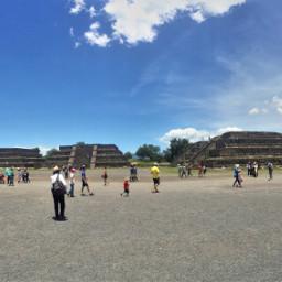 travel teotihuacan mexico pyramid piramides
